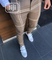 New Quality Men Designer Straight Trousers | Clothing for sale in Lagos State, Victoria Island