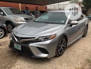 Toyota Camry 2018 SE FWD (2.5L 4cyl 8AM) Silver | Cars for sale in Lagos State, Lagos Mainland