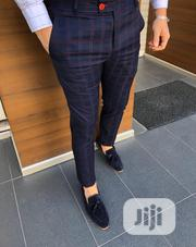 New Man Designer Beltless Trousers | Clothing for sale in Lagos State, Victoria Island