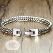 Men Steel Bracelet | Jewelry for sale in Lagos State, Surulere