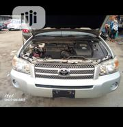 Toyota Highlander 2005 Silver | Cars for sale in Lagos State, Isolo