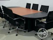 Brand New Quality Eight Seaters Conference Table It Is Very Strong | Furniture for sale in Lagos State, Victoria Island