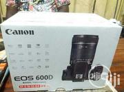 Canon 600d With 18-55 Kit Lens | Accessories & Supplies for Electronics for sale in Lagos State, Oshodi-Isolo