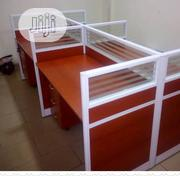 New Quality Workstation With 4 Mobile Drawers | Furniture for sale in Lagos State, Lekki Phase 1