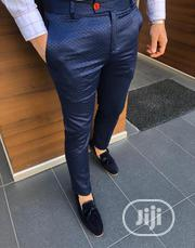 New Quality Men Nave Blue Pant Trousers | Clothing for sale in Lagos State, Victoria Island