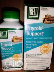 BELL THYROID SUPPORT for High Energy Levels | Vitamins & Supplements for sale in Lagos State, Ikeja