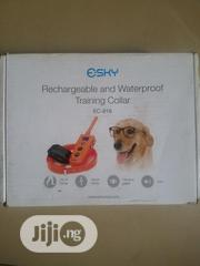 Rechargeable And Waterproof Shock Training Collar | Pet's Accessories for sale in Ogun State, Ifo