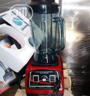 Industrial 3.5 Litters, 2200watts Commercial Red Blender | Restaurant & Catering Equipment for sale in Lagos State, Ojo