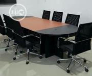 This Is Brand New Quality Conference Table Eight Seaters It Is Strong | Furniture for sale in Lagos State, Lekki Phase 1