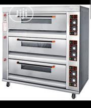Gas Deck Oven 9 Trays Gas Oven | Industrial Ovens for sale in Lagos State, Ojo