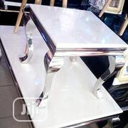 Peachy Marble Center Table | Furniture for sale in Lagos State, Shomolu