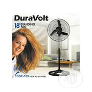Duravolt Standing Fan 18 Inches High Speed   Home Appliances for sale in Lagos State, Ikeja