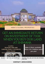 2 Plots of Land Available in Adrion Homes and Properties at Shimawa | Land & Plots For Sale for sale in Ogun State, Sagamu