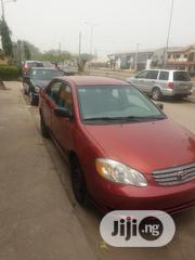 Toyota Corolla 2004 LE Red | Cars for sale in Lagos State, Amuwo-Odofin