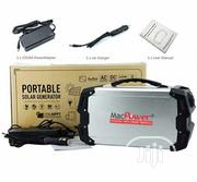 Macpower Portable Solar Inverter With Battery | Solar Energy for sale in Lagos State, Magodo