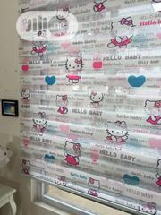 Quality Day And Night Children Window Blind | Home Accessories for sale in Lagos State, Yaba