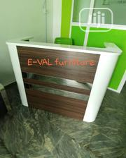 High Quality Imported Wooden Reception Table | Furniture for sale in Lagos State, Lekki Phase 1