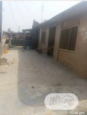 Solid Decked Bungalow Nureni Yusuf Area Of Ojokoro Lagos | Houses & Apartments For Sale for sale in Lagos State, Agege