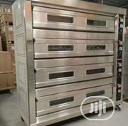 4 Deck 16 Trays Gas One Bag Commercial Oven | Industrial Ovens for sale in Lagos State, Ojo
