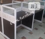High Quality Imported Work Station With Mobile Drawers for Offices | Furniture for sale in Lagos State, Lekki Phase 1