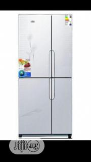 Nexus 4 Doors White Glass REFRIGERATOR | Kitchen Appliances for sale in Lagos State, Lekki Phase 1