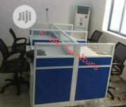 Quality Imported Workstation With Mobile Drawers | Furniture for sale in Lagos State, Lekki Phase 1