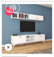 Exclusive Glowing Floating TV Furniture | Furniture for sale in Lagos State, Ojo