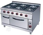 6 Burner Gas Cooker | Restaurant & Catering Equipment for sale in Lagos State, Ojo