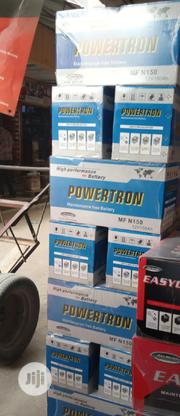 12v 150ah Powertron Battery | Vehicle Parts & Accessories for sale in Lagos State, Lagos Mainland