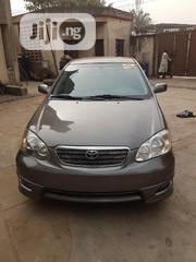Toyota Corolla 2007 S Gray | Cars for sale in Lagos State, Agege