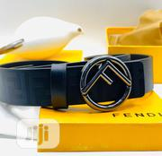 Fendi Leather Belt | Clothing Accessories for sale in Lagos State, Ikorodu
