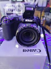 Nikon L340 | Photo & Video Cameras for sale in Lagos State, Ikeja