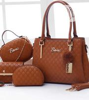 Bonia Ladies Pure Leather Handbags | Bags for sale in Lagos State, Lagos Island