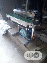 Continues Band Sealing Machine With Air   Manufacturing Equipment for sale in Lagos State, Ojo