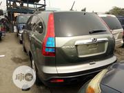 Honda CR-V 2.0i Automatic 2007 Green | Cars for sale in Lagos State, Apapa