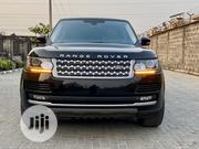 Land Rover Range Rover Vogue 2015 Black | Cars for sale in Lagos State, Ikeja