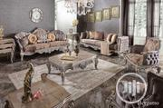 A Complete Set Turkish Sofa, Both Center Table And Side-stool | Furniture for sale in Lagos State, Lagos Island