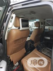 Tundra/Sequoia Hangings Headrest Dvd With USB And Sd Card Etc | Vehicle Parts & Accessories for sale in Lagos State, Mushin