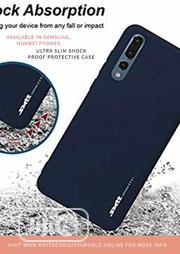 Smtt Slim Fit Protective Case For Huawei P20 Pro, P30 Pro | Accessories for Mobile Phones & Tablets for sale in Lagos State, Ikeja