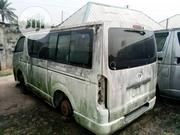 Company Used Toyota Hiace 2008 Buses White For Sale | Buses & Microbuses for sale in Rivers State, Obio-Akpor