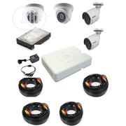 Hikvision Four Channel CCTV KIT | Security & Surveillance for sale in Lagos State, Ikeja