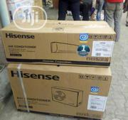 Hisense 1hp Airconditioner, Inverter 100%Copper,10 Miter Apart in Cool | Home Appliances for sale in Lagos State, Ojo