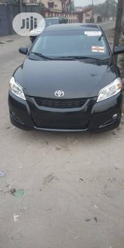 Toyota Matrix 2009 Black | Cars for sale in Lagos State, Surulere