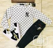 Gucci Complete Outfit for Male Child | Children's Clothing for sale in Lagos State, Lagos Island
