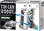 Tin Can Robot DIY Science Construction Stem Educational Toy For Kids | Toys for sale in Lagos State, Ikeja