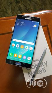 Samsung Galaxy Note 5 32 GB Blue | Mobile Phones for sale in Lagos State, Isolo