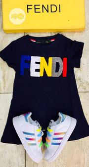 Fendi Complete Outfit for Children | Children's Clothing for sale in Lagos State, Lagos Island