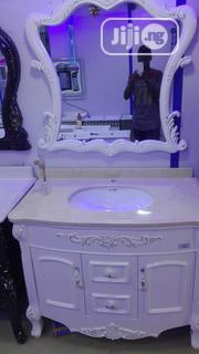 Big Cabinet Set With Mirror. It Has Different Colours | Plumbing & Water Supply for sale in Lagos State, Orile