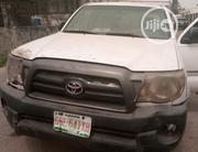 Toyota Tacoma 2007 White | Trucks & Trailers for sale in Lagos State, Ikeja