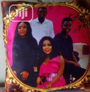 Family Photo Throw Pillow | Computer & IT Services for sale in Lagos State, Yaba